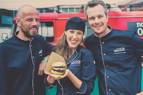 Kokskleding-weedburger